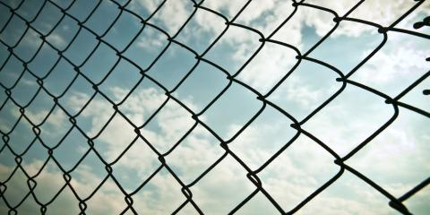 3 Effective Commercial Uses for a Chain-Link Fence, Ewa, Hawaii