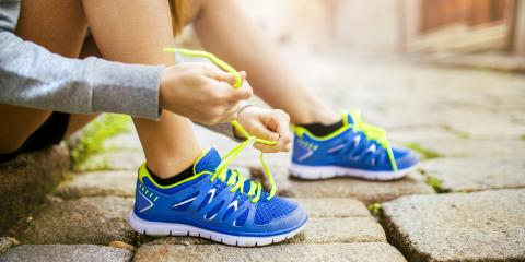 3 Signs It's Time to Buy New Running Shoes, Russellville, Arkansas