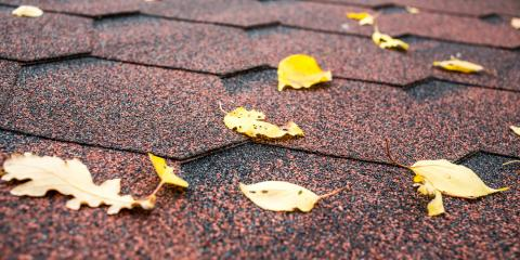 Why Removing Fallen Leaves From Your Roofing Should Be A Top Priority, Hinesville, Georgia