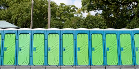 4 Unbeatable Benefits of Renting a Portable Toilet, South Fork, Missouri