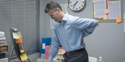Does Being Tall Increase Your Chance of Having Back Pain?, Sumner, North Carolina