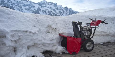 An Outdoor Power Equipment Retailer Compares Snow Blowers & Throwers, Granville, Ohio