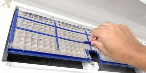 The Importance of Changing HVAC Filters, Middletown, Ohio