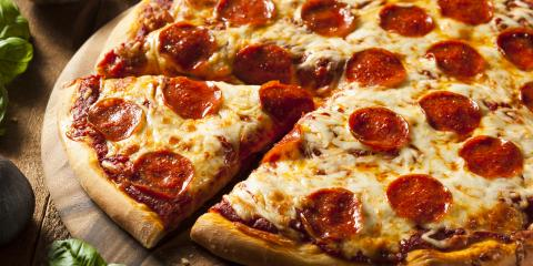 Did You Know You Can Now Get Pizza at Your Favorite Coffee Shop?, Honolulu, Hawaii