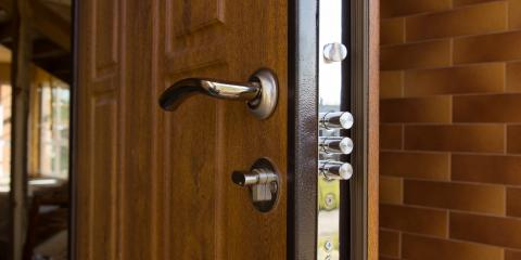 How to Best Secure Your Home's Front Door, Hurst, Texas