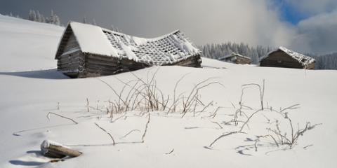Top 3 Roofing Issues Caused by Winter Storm Damage, Burnsville, Minnesota