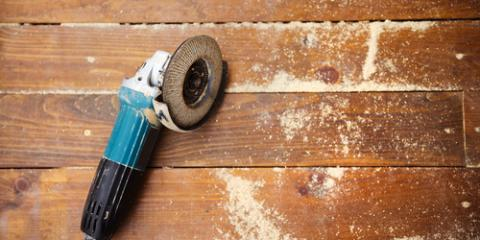 3 Advantages of Dustless Sanding for Hardwood Floors, Milford, Connecticut