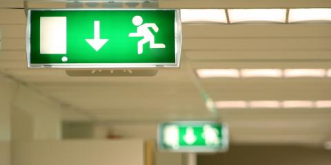 3 Tips to Keep Your Emergency Signs Up to Code, Bangor, Wisconsin