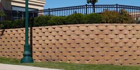 5 Reasons to Install a Concrete Retaining Wall, Sherman, West Virginia