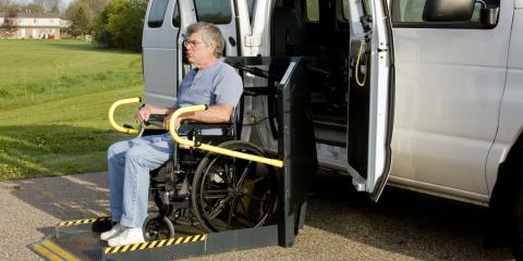3 Benefits of Opting for Handicap Transportation, Ewa, Hawaii