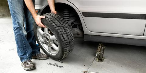 Top 3 Tips for Driving Safely On a Spare Tire, Waterbury, Connecticut