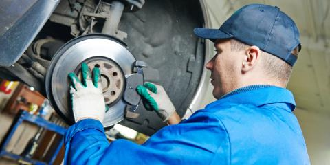 Top 3 Reasons to Get a Brake Check Before Winter, Miami, Ohio