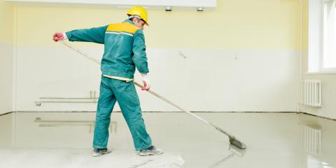 Choose the Right Epoxy Floor Coating by Considering These 3 Factors, Anderson, Ohio