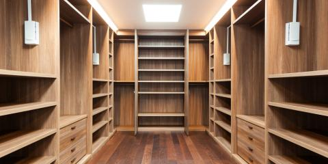 Prep for Your Custom Design Closet With 3 Tips From Rochester's Experts, Rochester, New York