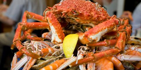 3 Types of Crab to Order at a Seafood Restaurant, Ewa, Hawaii