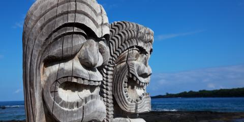 The History of Tikis, Honolulu, Hawaii