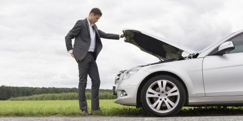 3 Warning Signs That Your Engine Is Failing, High Point, North Carolina