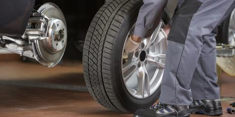 3 Factors That Cause Uneven Tire Wear, High Point, North Carolina