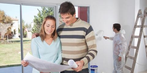A Top Painting Service Explains the Different Types of Paint & Where to Use Them, Clayton, Georgia