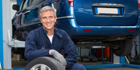 4 Warning Signs That It's Time for Brake Service, Anchorage, Alaska