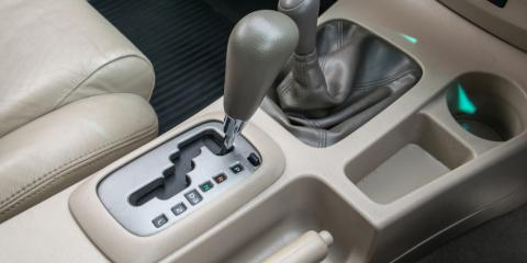 3 Driving Habits to Avoid With Automatic Transmission Vehicles, Tesson Ferry, Missouri