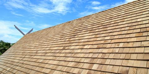3 Advantages of Wood Roofing Materials, Honolulu, Hawaii