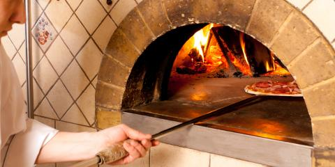 4 Types of Commercial Pizza Ovens, Anchorage, Alaska