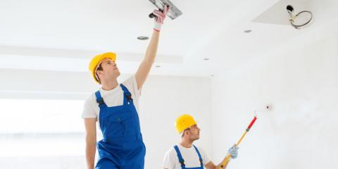 5 Reasons to Use Professional Painting Contractors, East Haven, Connecticut