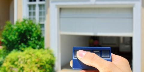 3 Signs You Need a Garage Door Spring Replacement, St. Paul, Minnesota