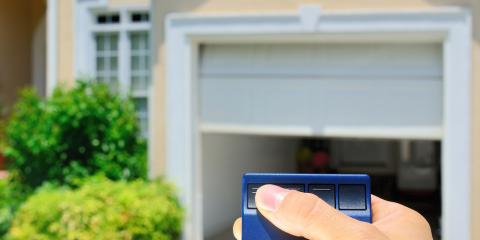 Garage Door Repair Experts Explain Why Your Door Isn't Closing, Rochester, New York