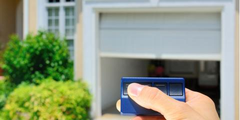 Essential Garage Door Services to Improve Home Security, Tomah, Wisconsin
