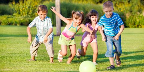 3 Benefits of Outdoor Play for Preschool Kids, Creve Coeur, Missouri
