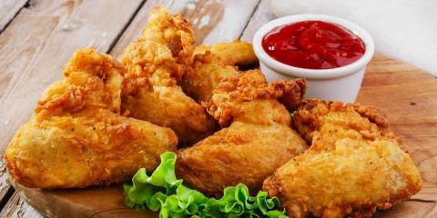 The Origins of Fried Chicken, Lincoln, Nebraska