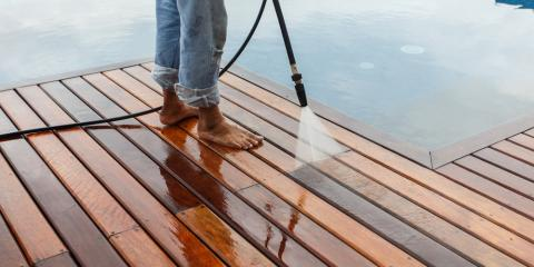 5 Steps for Refreshing a Wood Deck This Spring, Lakeville, Minnesota