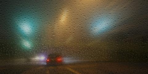 Why Do Windshields Fog Up?, Hastings, Nebraska