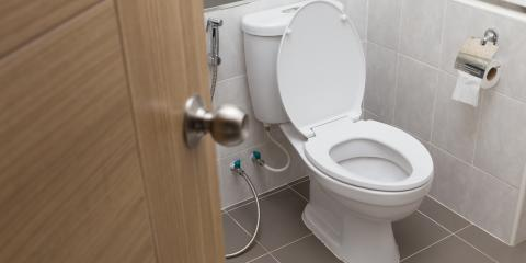 4 Possible Reasons Your Toilet Won't Stop Running, Hilo, Hawaii
