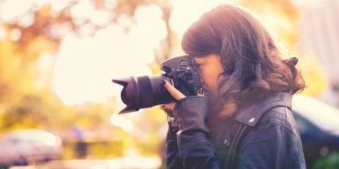 Explore the Differences Between Film & Digital Cameras, Eugene-Springfield, Oregon