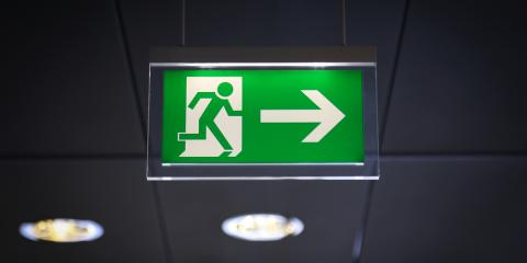 3 Ways Emergency & Exit Lighting Improve Your Fire Safety, Anchorage, Alaska