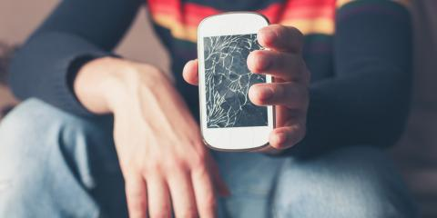 3 Benefits of Repairing a Cracked Phone Screen, ,