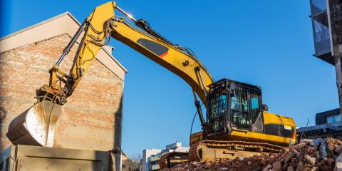 Newark's Best Demolition Contractors Answer FAQs About the Process, Arcadia, New York