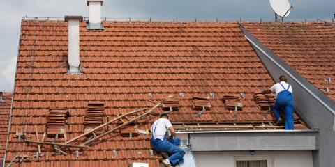4 Consequences of Putting Off Roof Repairs, Kearney, Nebraska