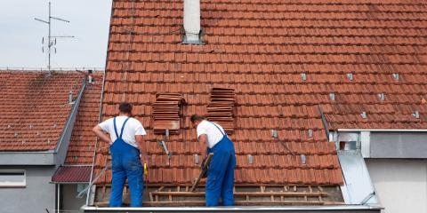 3 Reasons to Hire Professionals for Roofing Repairs, Waterbury, Connecticut