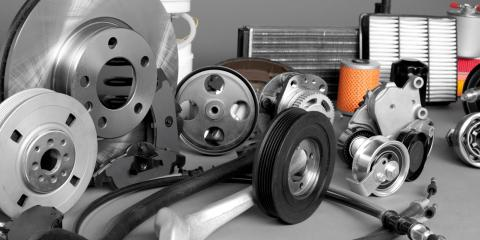 3 Used Auto Parts That Offer Big Savings, High Point, North Carolina