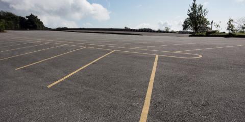 What Makes Parking Lot Striping So Important?, Koolaupoko, Hawaii