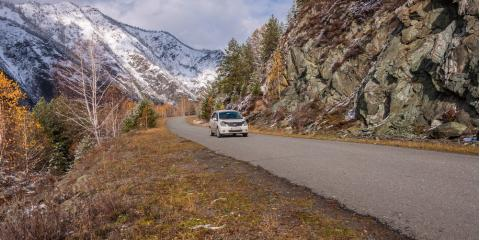 5 Tips You Need for Driving on Hilly Terrain, Anchorage, Alaska