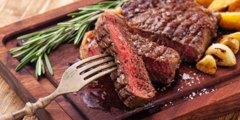 A Guide to Different Cuts of Steak, York, Nebraska