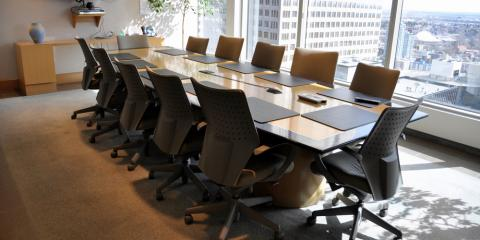 Small Law Office? 3 Efficient Ideas & Layouts for Law Firm Furniture , Manhattan, New York