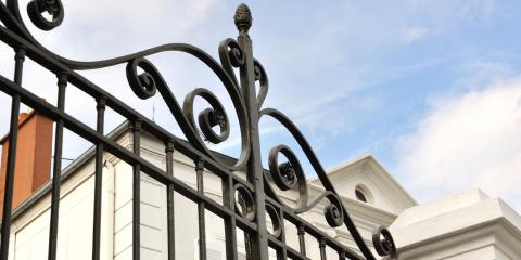 How to Care for an Ornamental Gate, Kailua, Hawaii