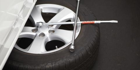 3 Auto Care Tips to Keep Your Spare Tire in Top-Quality Shape, Elizabethtown, Kentucky