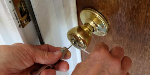 Has Your Lock Been Tampered With? , Oklahoma City, Oklahoma